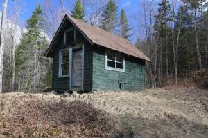 Old Cabin (restored)