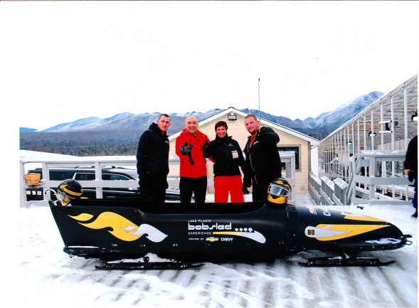 Lake Placid - Bobsled